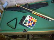 3.5ft pool table